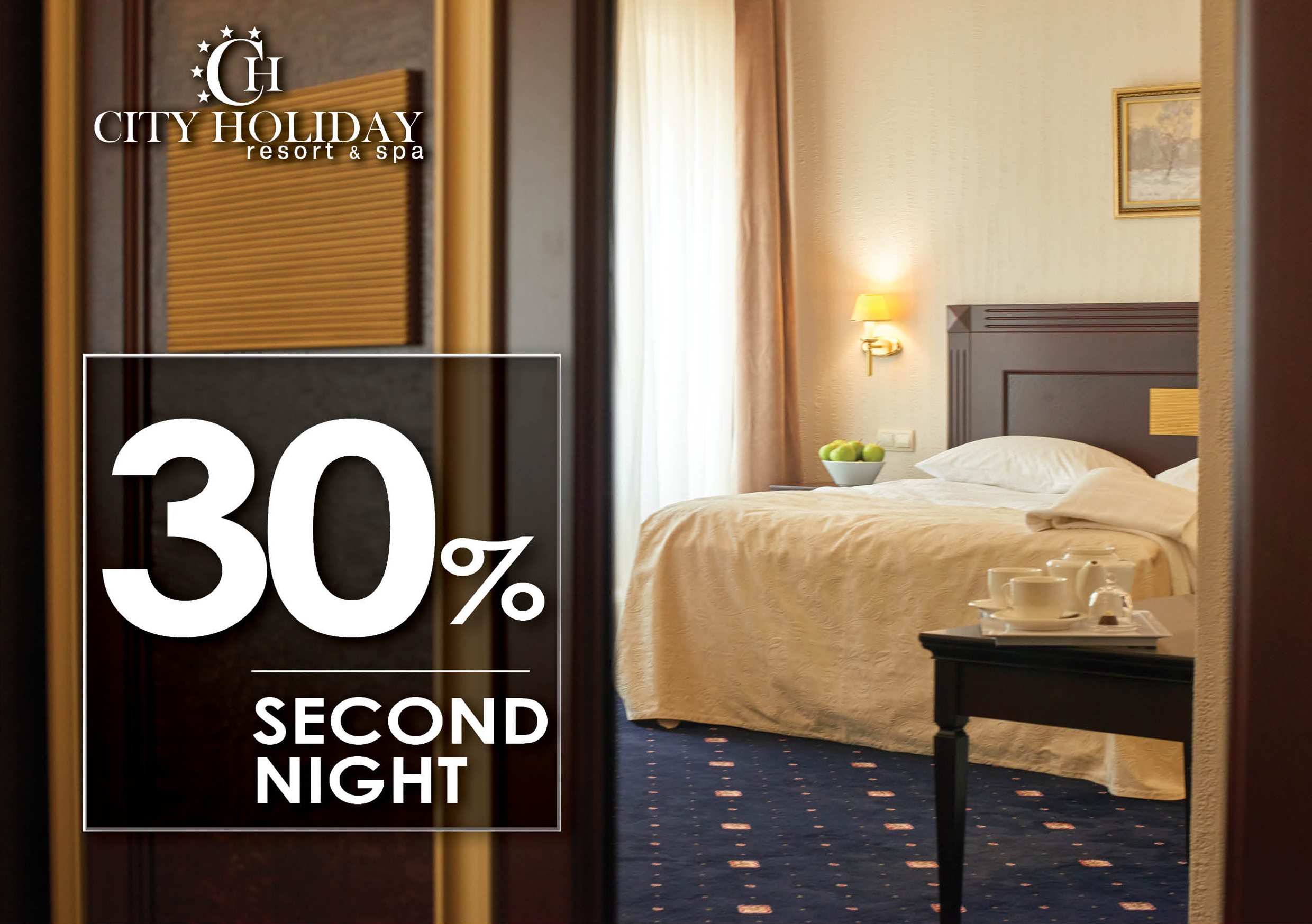 discount to hotel booking