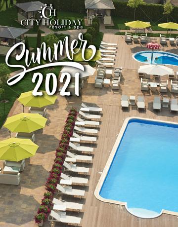 Summer pool 2021